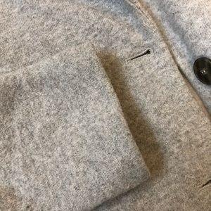 Zara Jackets & Coats - Zara Super Soft Coat Light Gray XS
